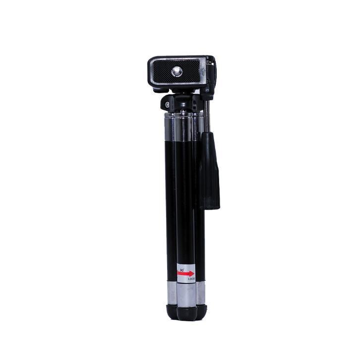 Mini Tripé Greika WT-2881 42cm de Altura de Metal para Foto e Vídeo