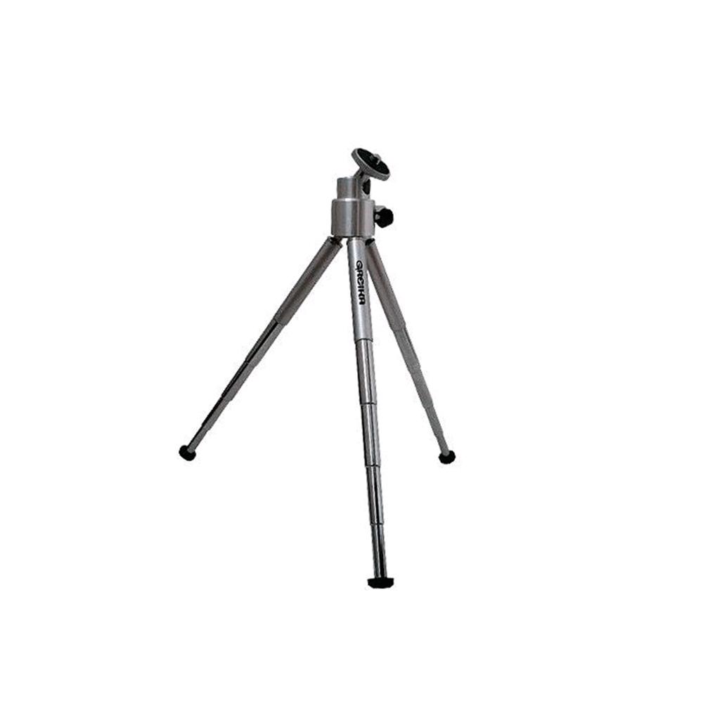 Mini Tripé para Celular e WebCam 21cm Greika WT-0551   - Fotolux