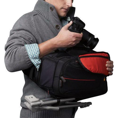 Mochila Case Logic DCB308 para Câmeras DSLR