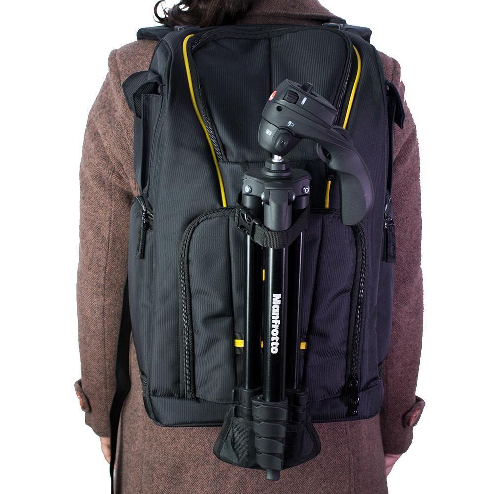 Mochila Easy EZ-CK20S para Câmera e Equipamentos Fotográficos  - Fotolux