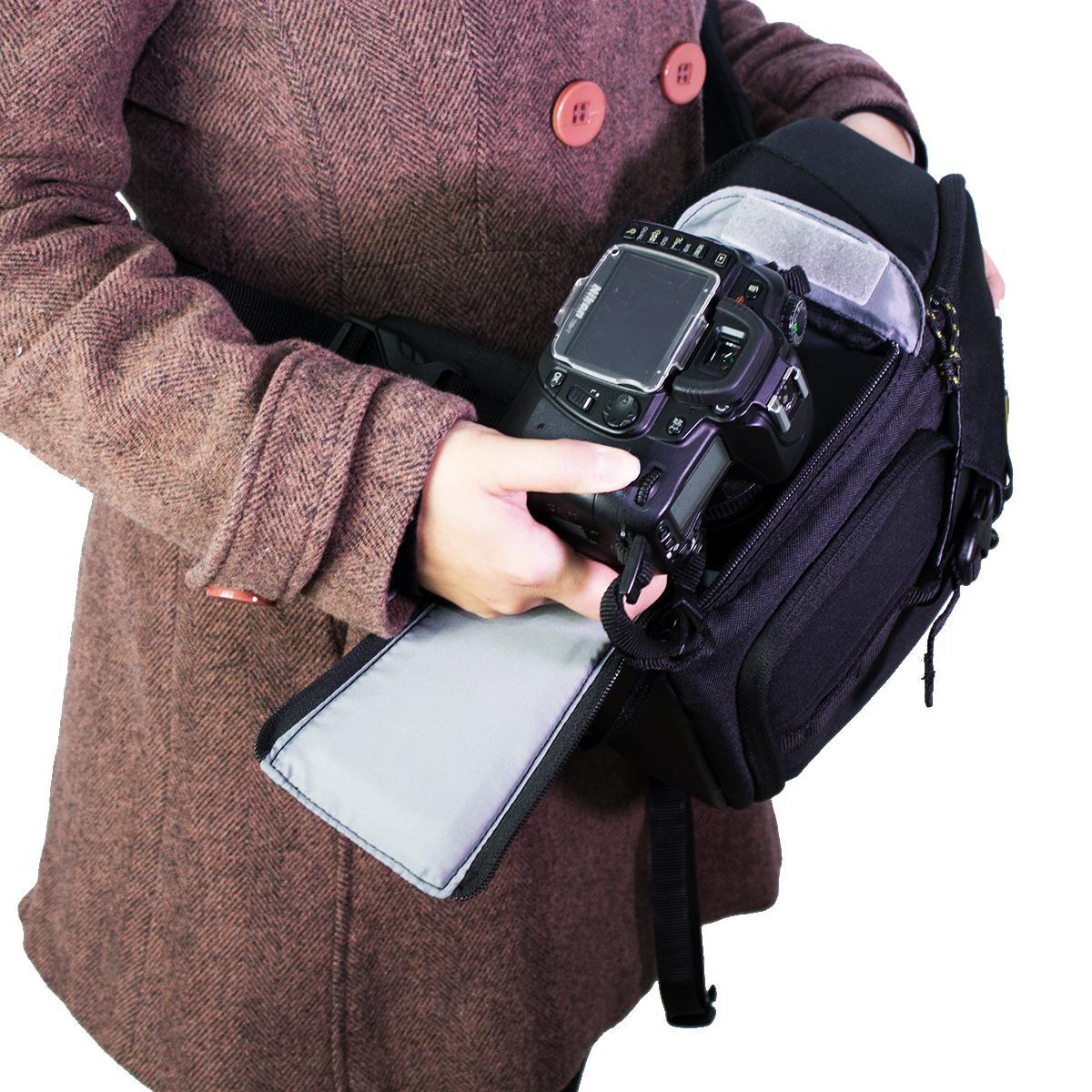 Mochila Vanguard Biin 37 para Equipamentos Fotográficos   - Fotolux