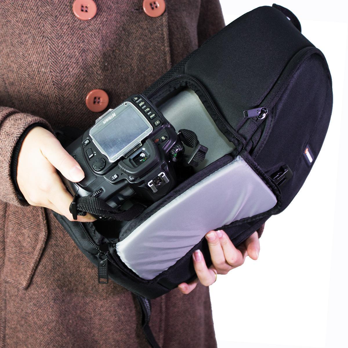 Mochila Vanguard Ziin 47 para Equipamentos Fotográficos