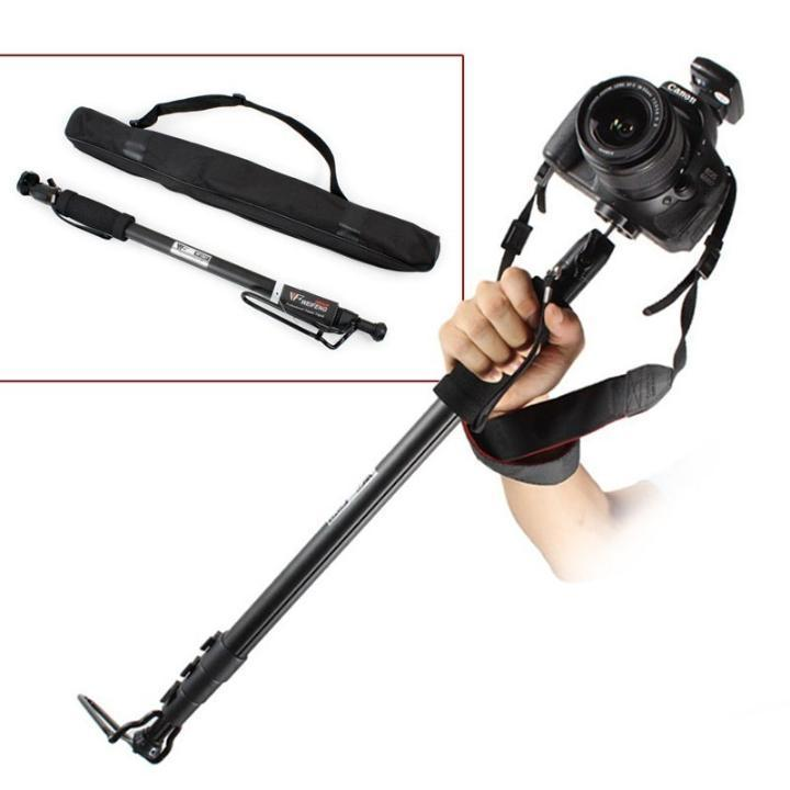 Monopé de Câmera 173cm com Ball Head WT1007 Weifeng  - Fotolux