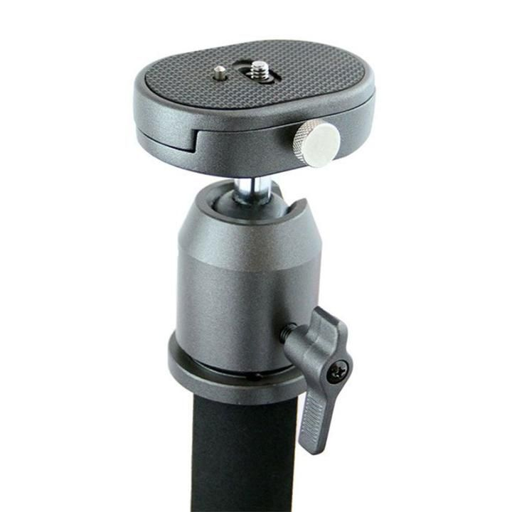 Monopé de Câmera 174cm com Ball Head WT1014 Weifeng para Foto e Vídeo