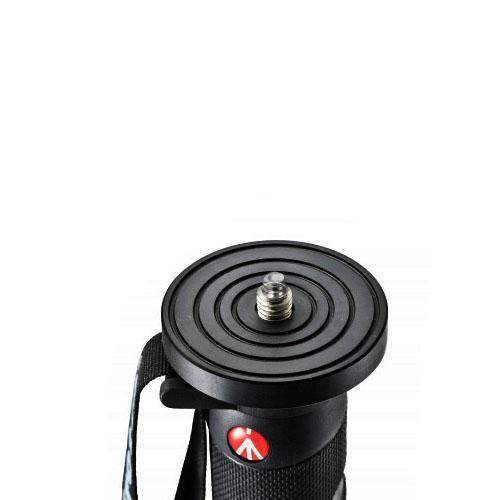 Monopé Manfrotto MMXPROA3 160cm para Câmeras e Filmadoras