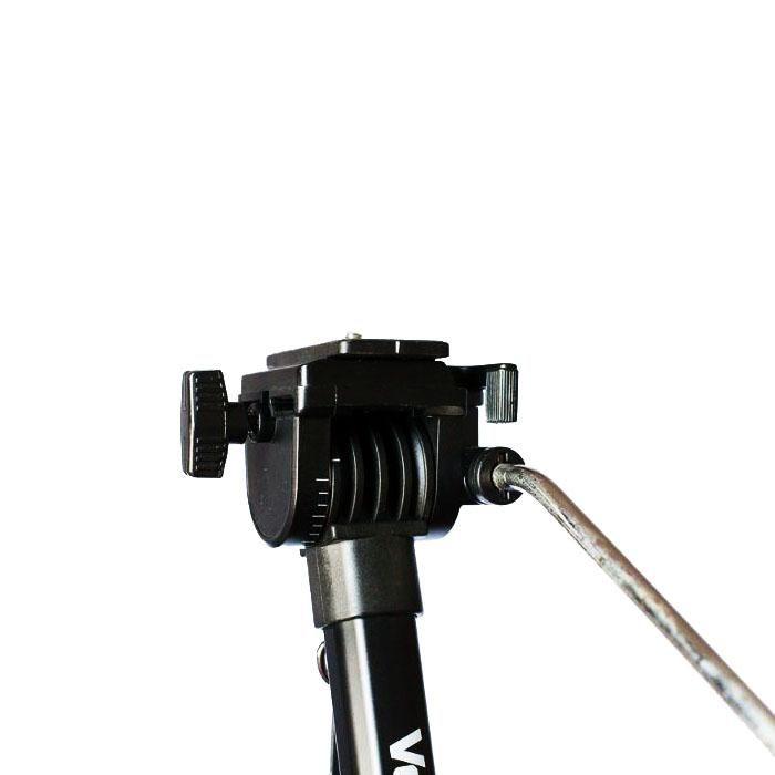 Monopé Velbon UP-400DX 169cm de Alumínio para Foto e Vídeo