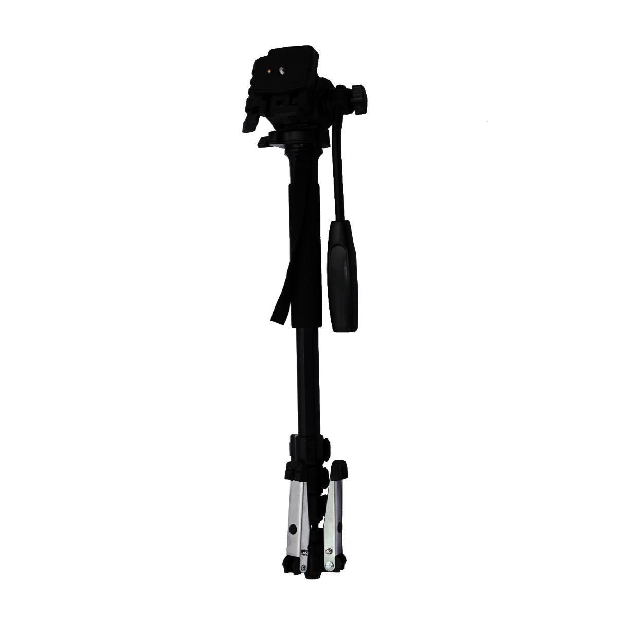 Monopé Weifeng WF-3958M 146cm para Câmeras e Filmadoras