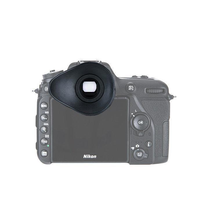 Ocular de Borracha EN-3 JJC para Câmeras DSLR Nikon  - Fotolux