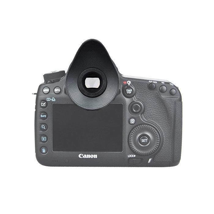 Ocular de Borracha EN-DK19 JJC para Câmeras DSLR Nikon  - Fotolux