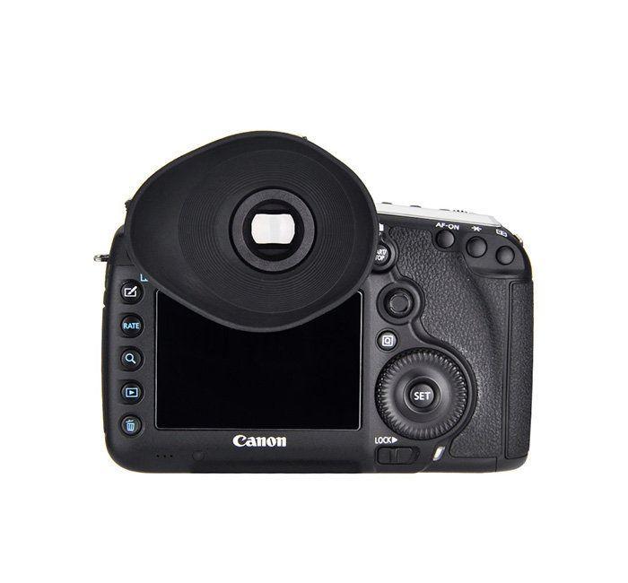 Ocular JJC EC-EGG para Câmera Fotográfica Canon  - Fotolux