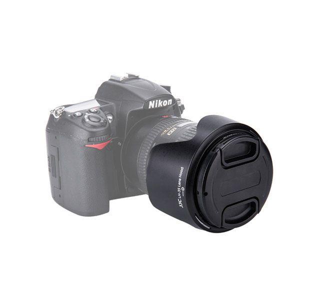 Parasol JJC LH-35 para Nikon HB-35 18-200mm  - Fotolux