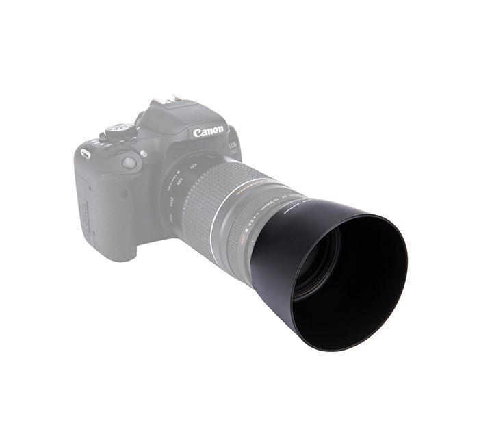Parasol JJC LH-60 para Lentes Canon 75-300mm e 55-250mm