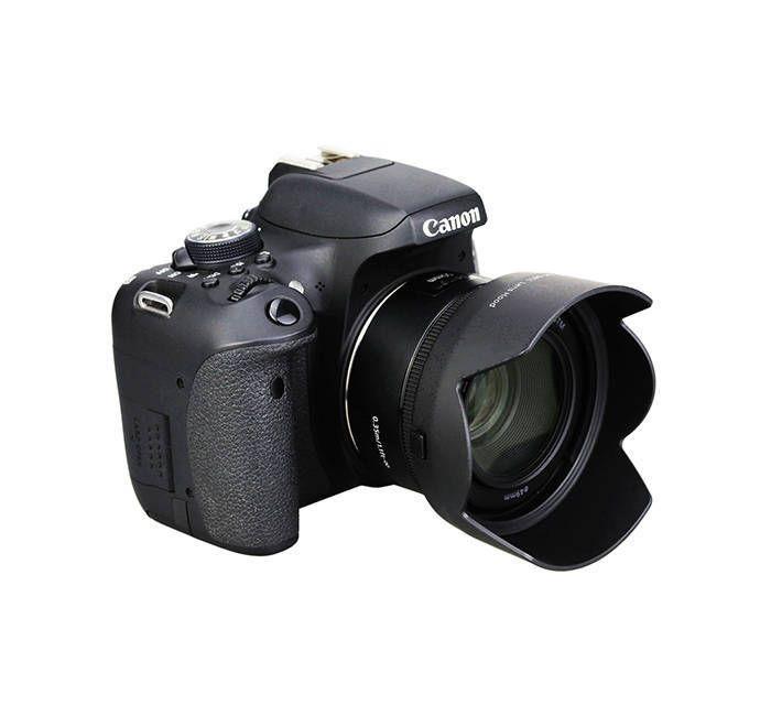 Parasol JJC LH-68II para Lente Objetiva Canon EF 50mm F1.8 STM Lens