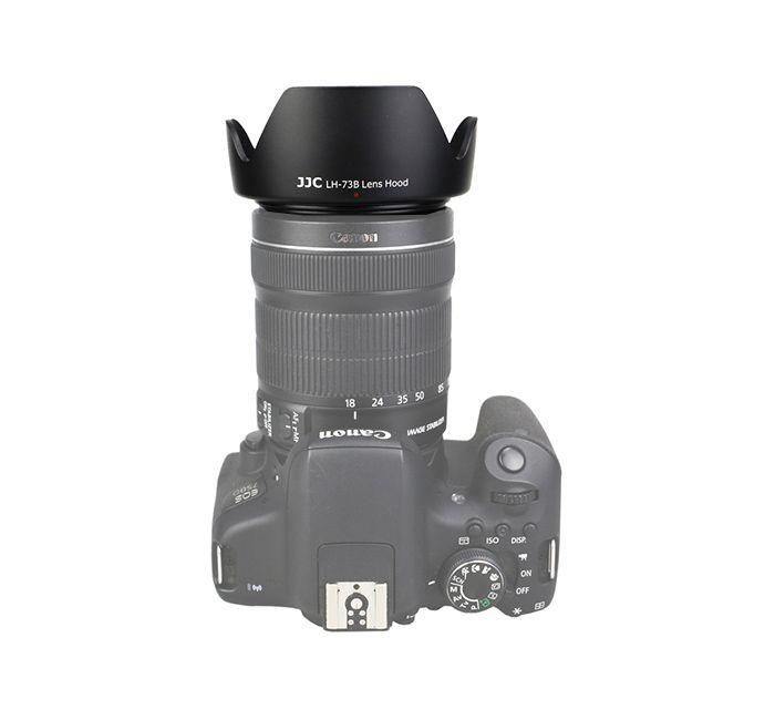 Parasol JJC LH-73B para Canon 135mm / 17-85mm