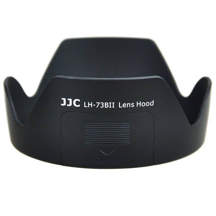 Parasol JJC LH-73BII para Lentes Objetivas Canon EF-S 17-85mm e 18-135mm