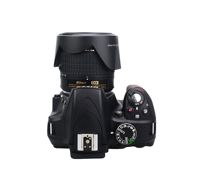 Parasol JJC LH-N106 para Lente Nikon 10-100mm e 18-55mm  - Fotolux