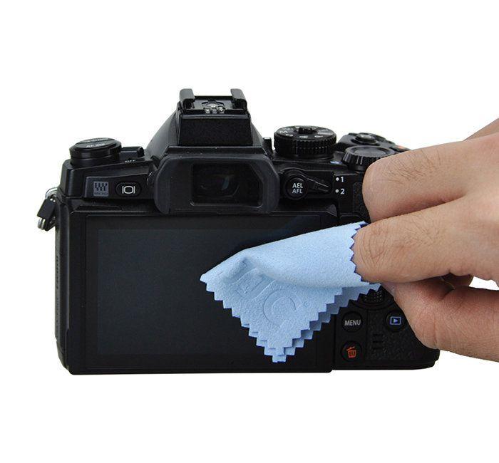 Protetor de Tela Película de Vidro JJC GSP-760D para Câmeras Canon EOS  - Fotolux