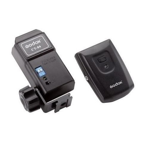 Radio Flash Godox CT-04 Universal com 4 Canais