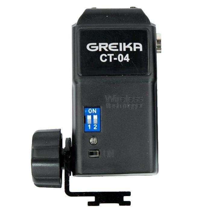 Receptor para Rádio Flash Remoto Greika CT-04