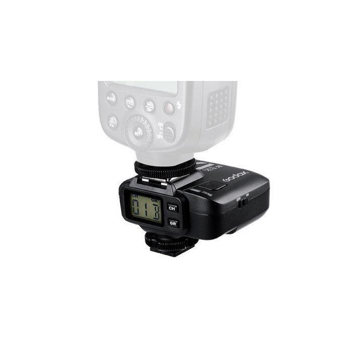 Receptor Rádio Flash para Câmeras Nikon Godox TTL X1R-N