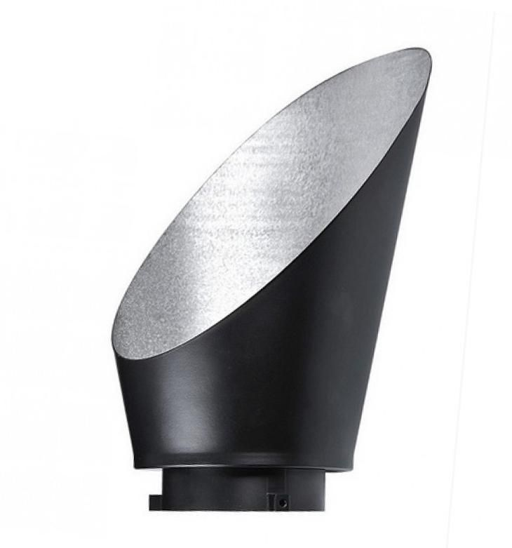 Refletor Standard Para Flash Montagem Bowens Greika RFT-02  - Fotolux