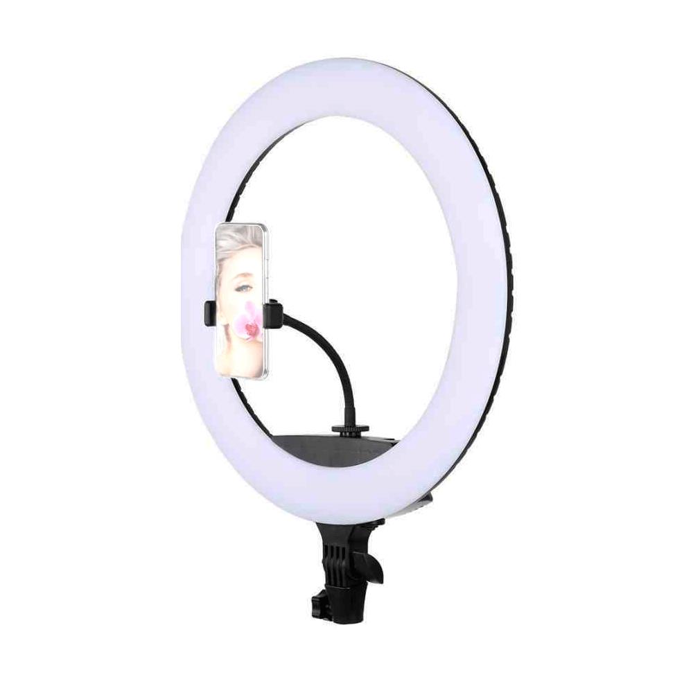 Ring Light Iluminador de LED 65W com 45cm Diâmetro para Foto e Vídeo (sem tripé)  - Fotolux