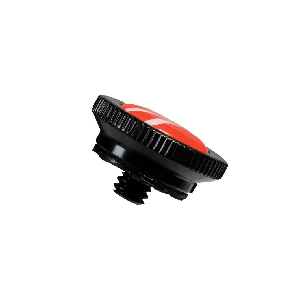Sapata Manfrotto ROUND-PL Quick Release para Tripés Manfrotto Compact Action