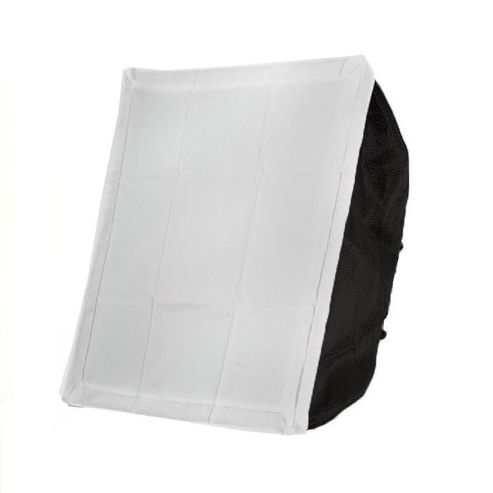 Softbox 45x45cm para Flash Greika K150 e 250DI