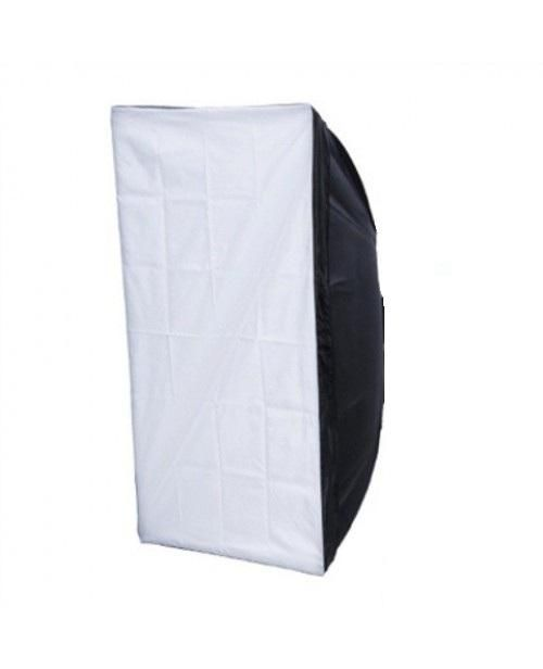 Softbox 50x70cm para Flash Greika K150 e 250DI