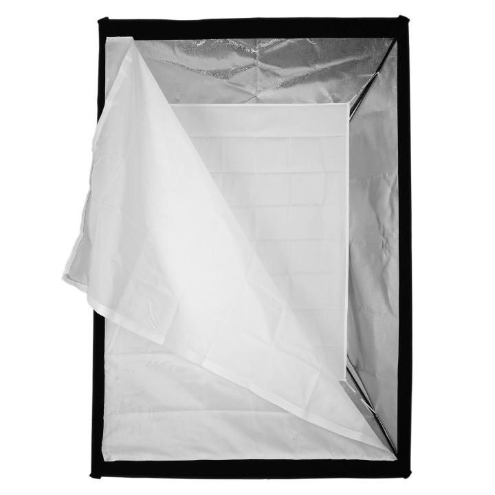 Softbox Bowen's Strip Light 60x90cm com Grid 5x5cm - Greika