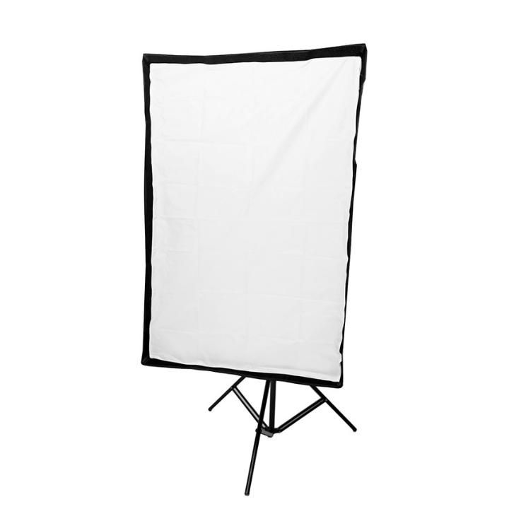 Softbox Bowen's Strip Light 80x120cm com Grid 5x5cm Greika