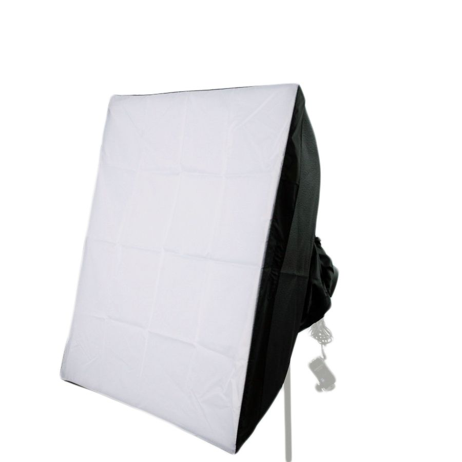 Softbox Easy 60x60cm para Flashes de Estúdio e Flashes Speedlite