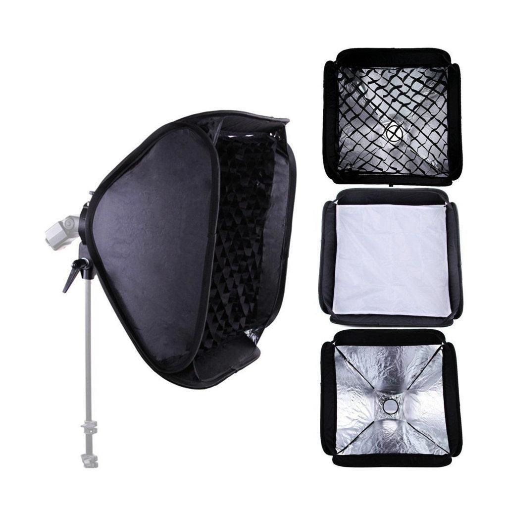 Softbox Godox para Flash Speedlight e Estúdios Fotográficos  - Fotolux