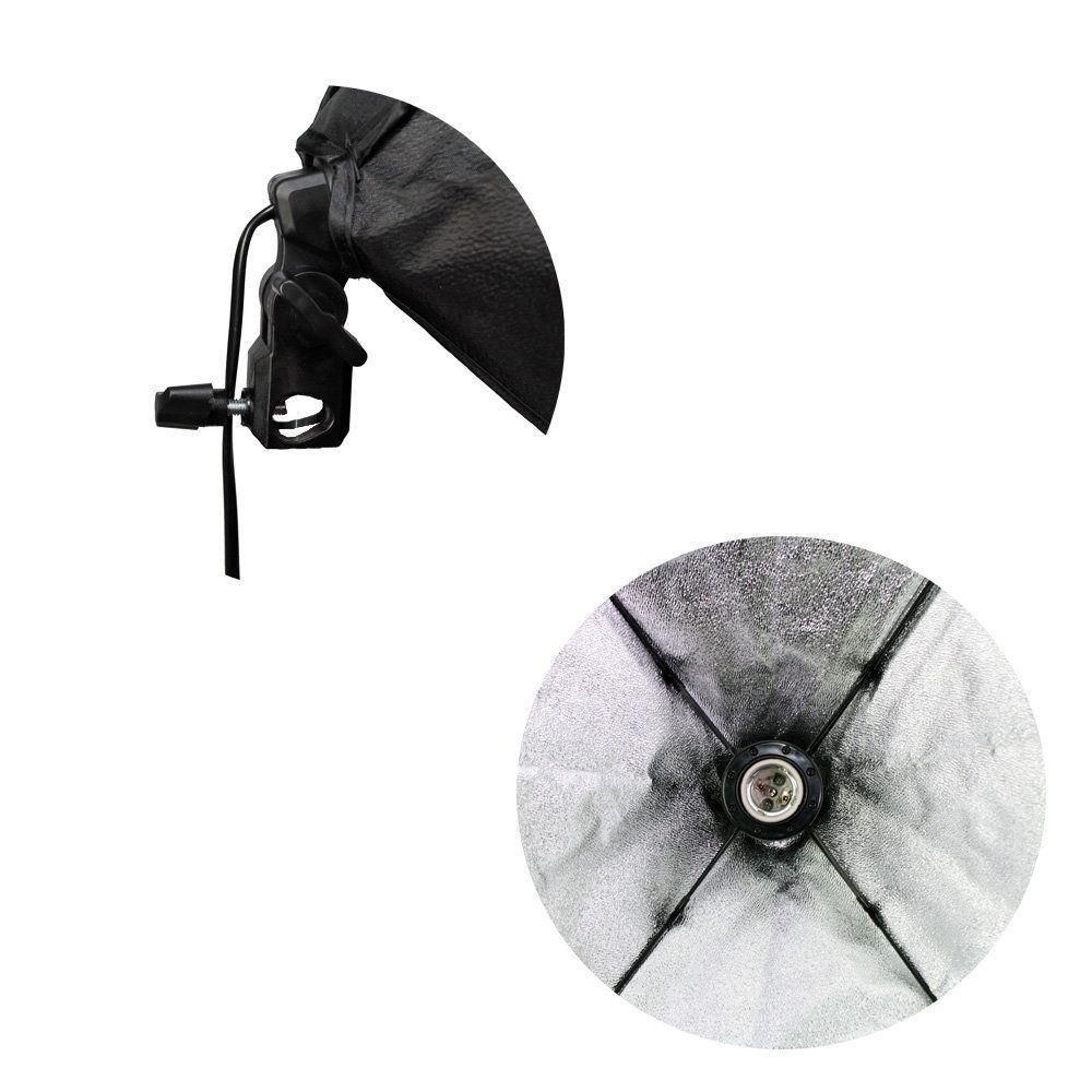 Softbox Greika 40x60cm com Soquete E-27 Embutido para Estúdio Fotográfico  - Fotolux