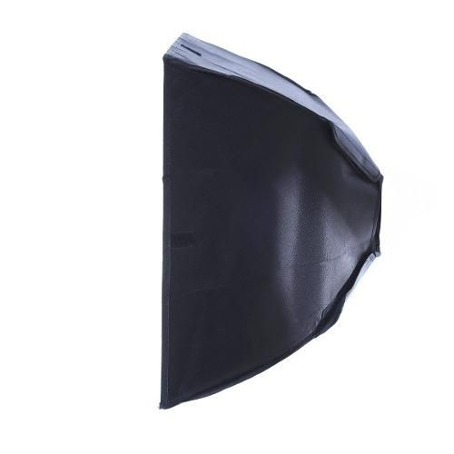 Softbox Haze 60x60cm para Flash K-150 Greika  - Fotolux