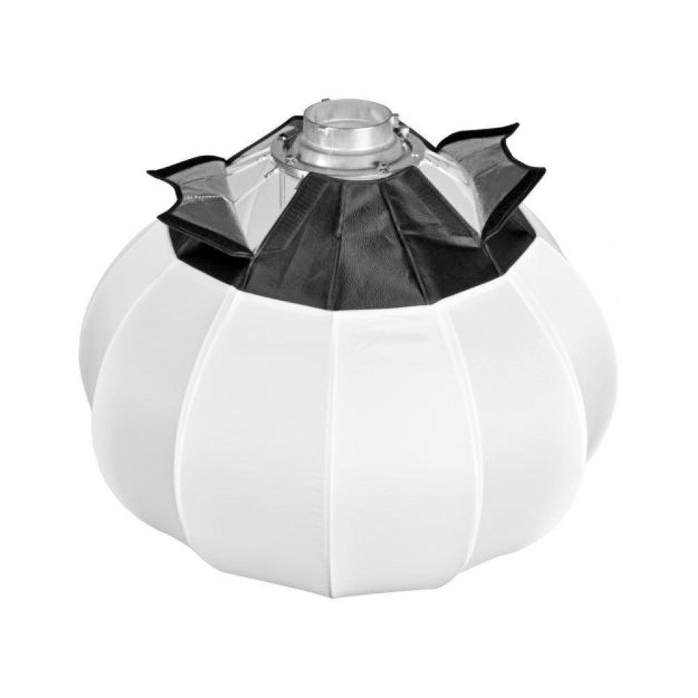 Softbox Lanterna Greika 50cm para Flashes com Conexão Padrão Bowens