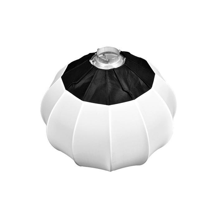 Softbox Lanterna Greika 50cm para Flashes com Conexão Padrão Bowens  - Fotolux