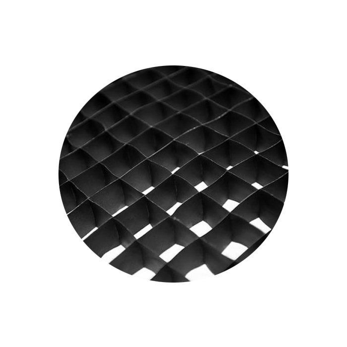 Softbox Octagonal 120cm com Conexão Bowen's e Grid 5x5cm Greika para Estúdios Fotográficos