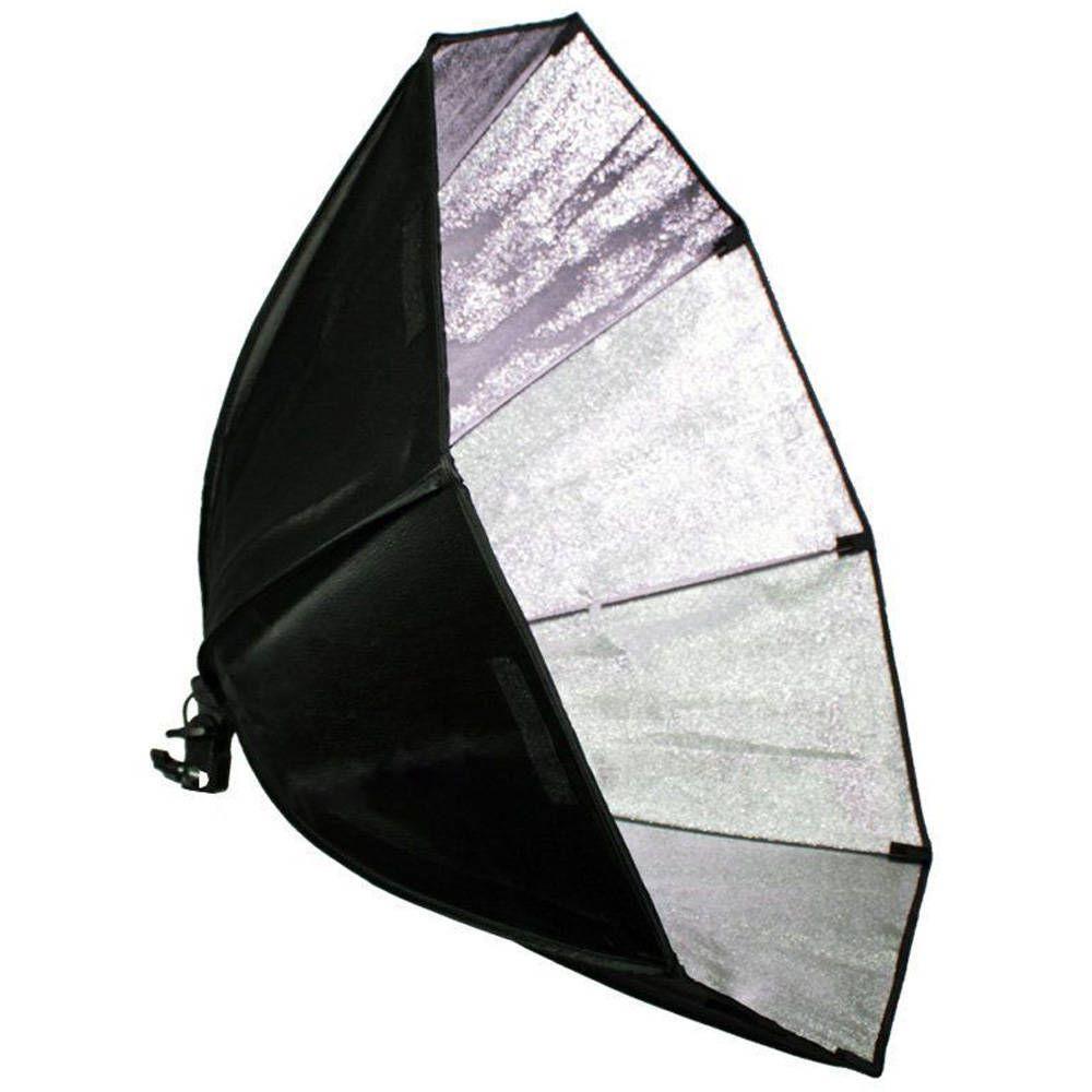 Softbox Octagonal 60cm Greika com Soquete Embutido para Estúdios Fotográficos  - Fotolux