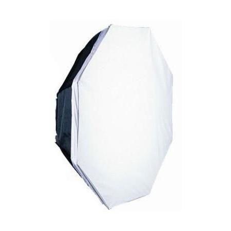 Softbox Octagonal 95cm para Flash Greika Encaixe Bowens S  - Fotolux