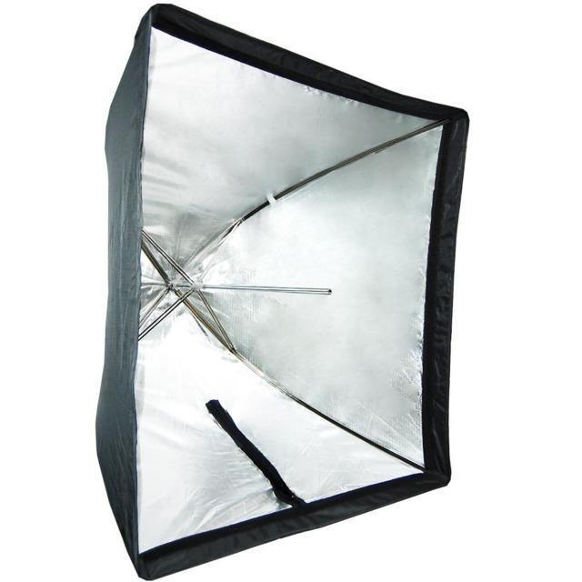 Softbox Sombrinha 90x90cm Universal para Iluminação Greika