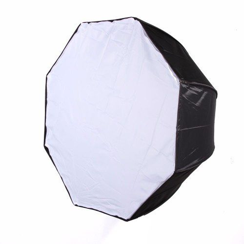 Softbox Sombrinha Octogonal 120cm Universal Greika