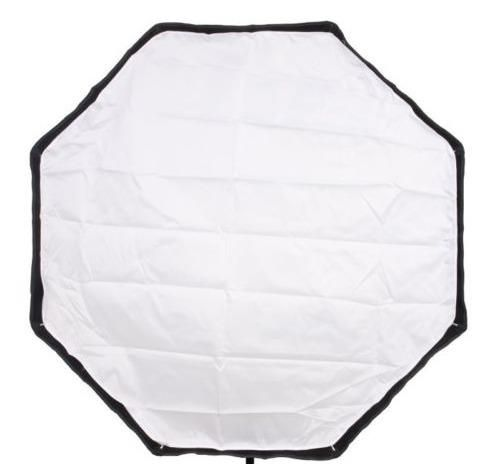 Softbox Sombrinha Octogonal 80cm Universal Greika