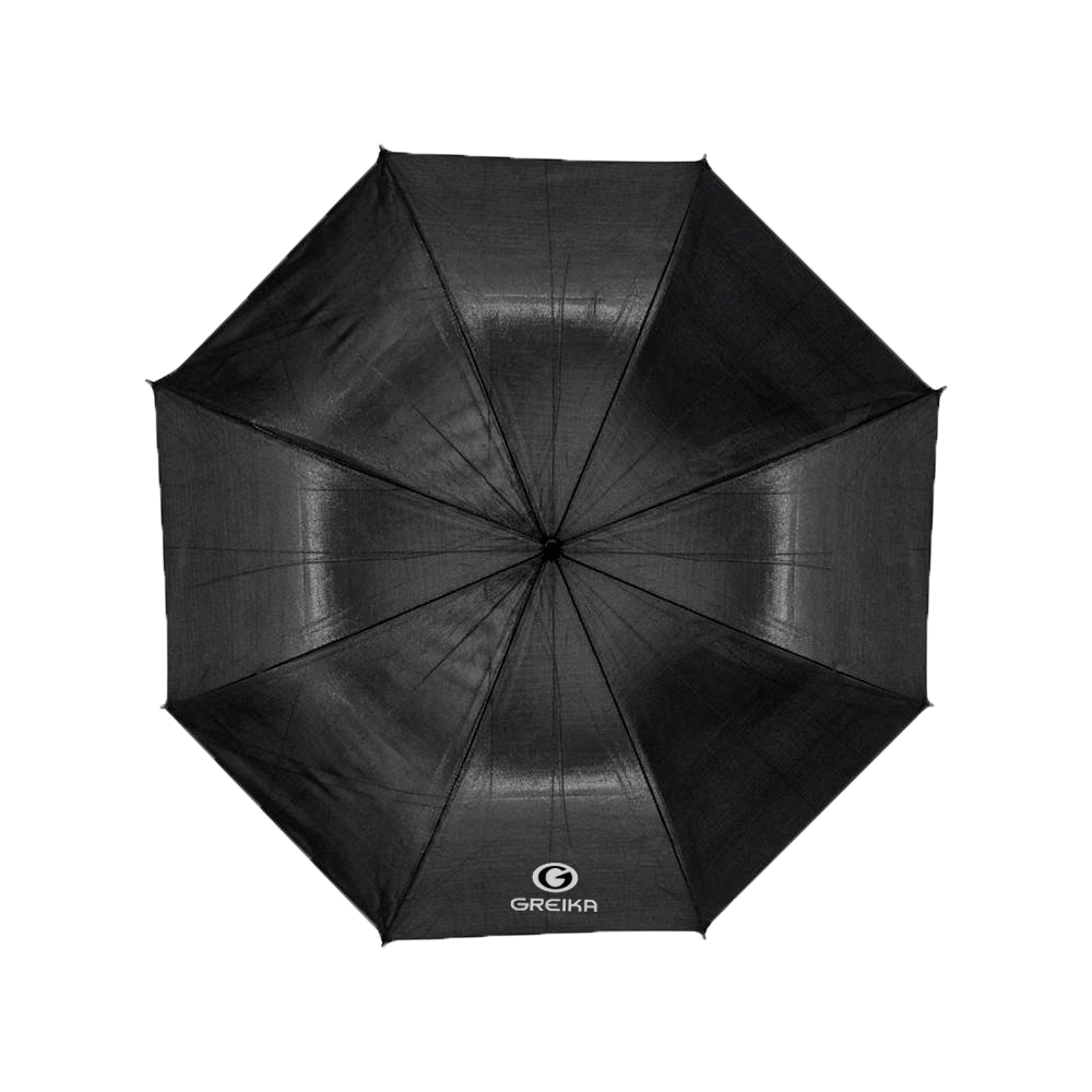 Sombrinha Refletora Preta e Prata 101cm Greika SB40 para Estúdio de Fotografia  - Fotolux