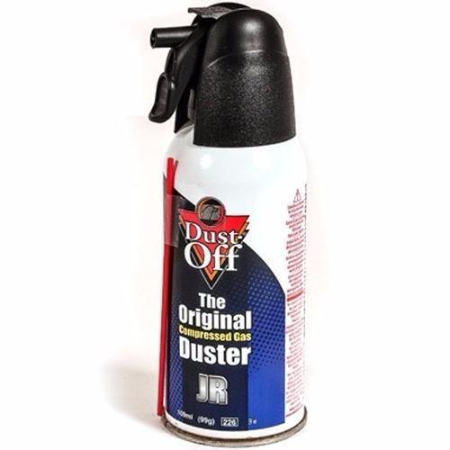 Spray de Ar Comprimido 109ml para Limpeza Greika ACJR