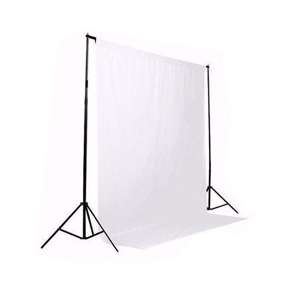 Suporte para Fundos de Estúdio Fotográfico BJ-14 2.9m x 2.5m