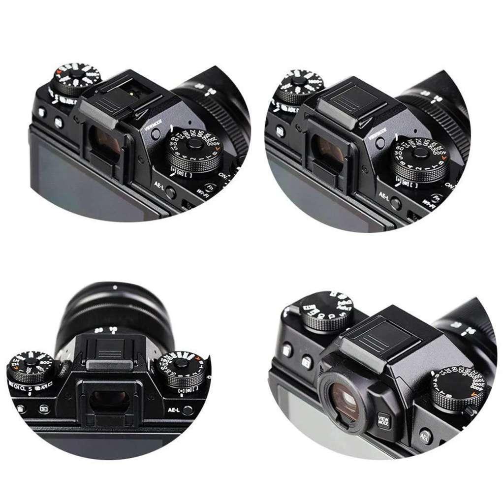 Tampa para Sapata de Câmera JJC HC-4A  - Fotolux