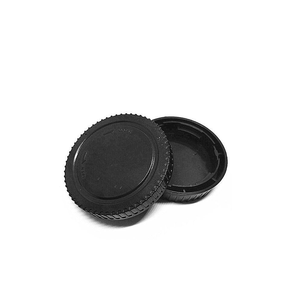 Tampas para Corpo e Lente de Câmera Nikon Montagem 1 Greika RBC05  - Fotolux