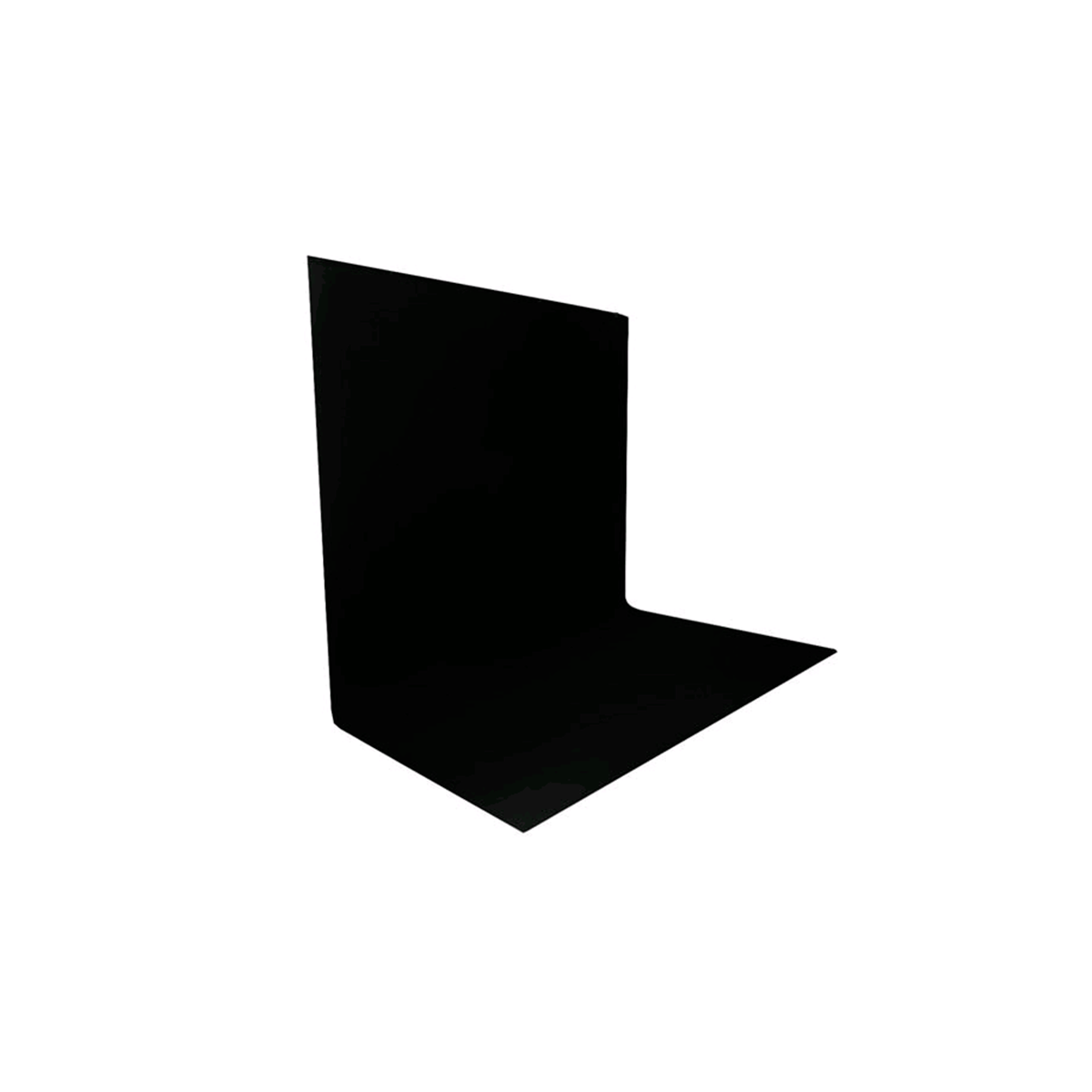Tecido para Fundo Infinito 3m x 4m Equifoto - Preto  - Fotolux