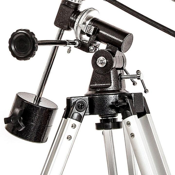 Telescópio Equatorial Newtoniano 1000x114 MM Greika TELE-1000114